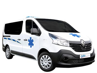 ambulances renault ou fiat