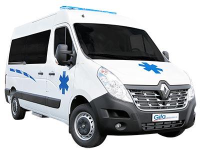ambulances renault ou opel
