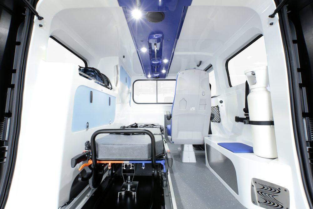 ambulances renault ou fiat
