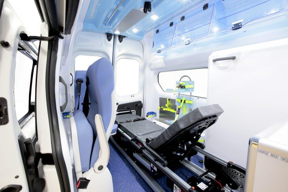 ambulances fiat ou renault