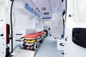 ambulances peugeot ou fiat ou citroen