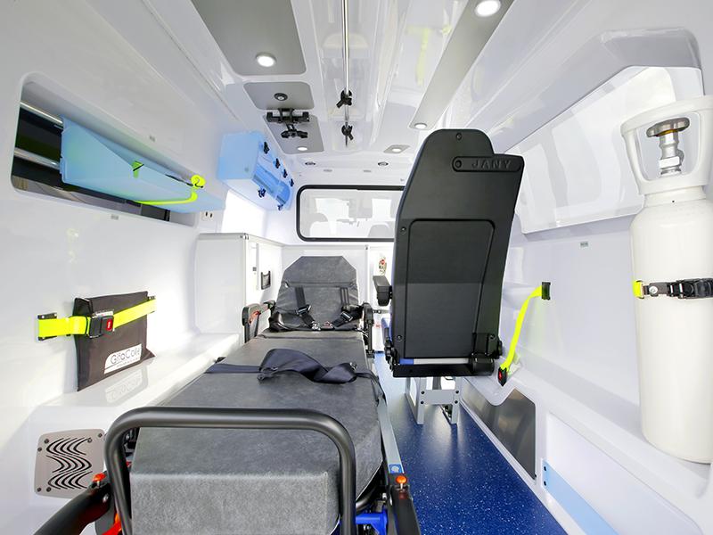 ambulances citroen ou peugeot